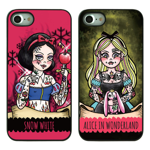 MIKA PUNKED PRINCESS BLACK CASE