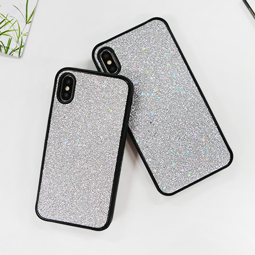 BLING COVER - SILVER