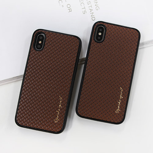 MINI TEGACROSS LEATHER COVER