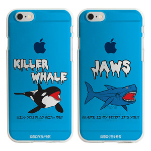 MOKSTER SEA FRIENDS(4TYPE) SOFT CASE