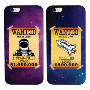 MAZEWALKER SPACE WANTED BLACK CASE