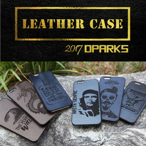 (J)DPARKS 2017 LIMITED EDITION LEATHER CASE