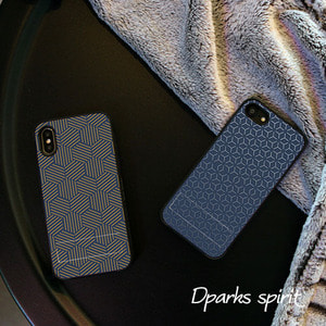 DPARKS SIMPLE PATTERN SPIRIT CASE