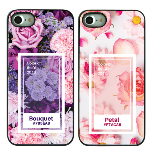 DPARKS The scent of flowers BLACK CASE