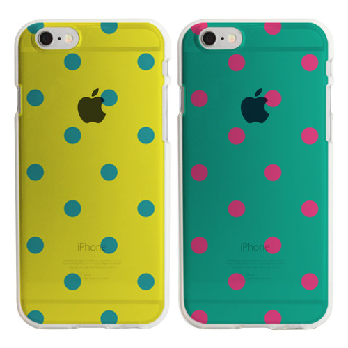 MAZEWALKER CANDY DOT(8TYPE) SOFT CASE