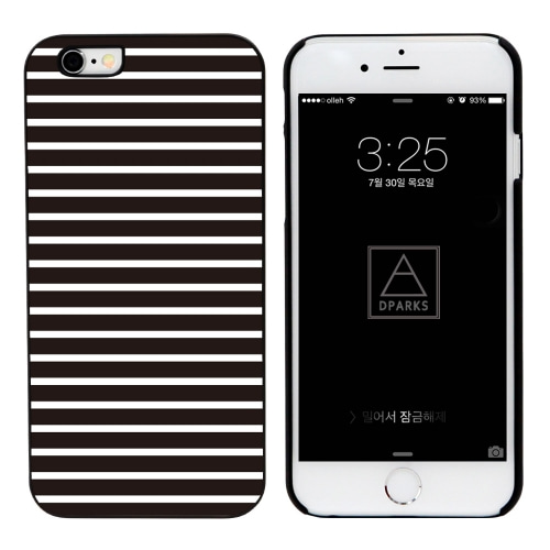 CHAJI BLACK STRIPE BLACK CASE