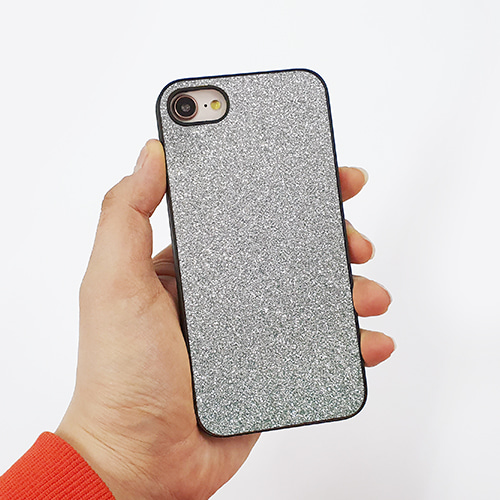 DPARKS BLING CASE - SILVER